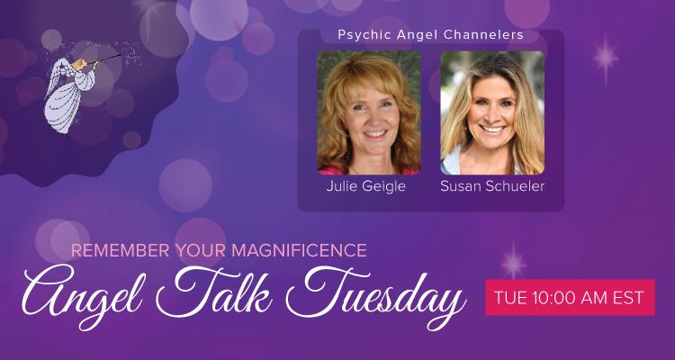 Angel Talk Tuesday OMTimes Radio