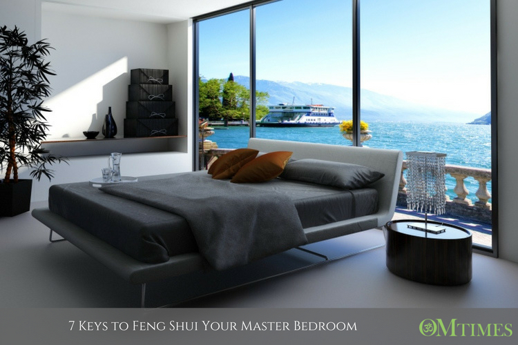 7 Keys to Feng Shui Your Master Bedroom