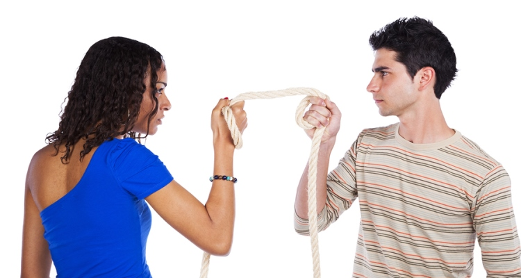 Push pull dating