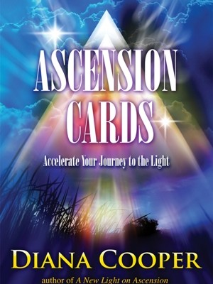 Ascension Cards Book Cover