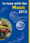 In Tune With the Moon 2013 book cover