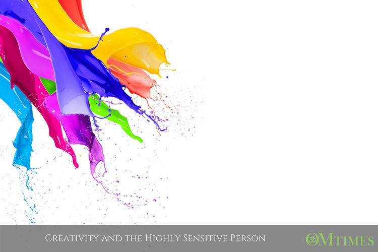 Creativity and the Highly Sensitive Person