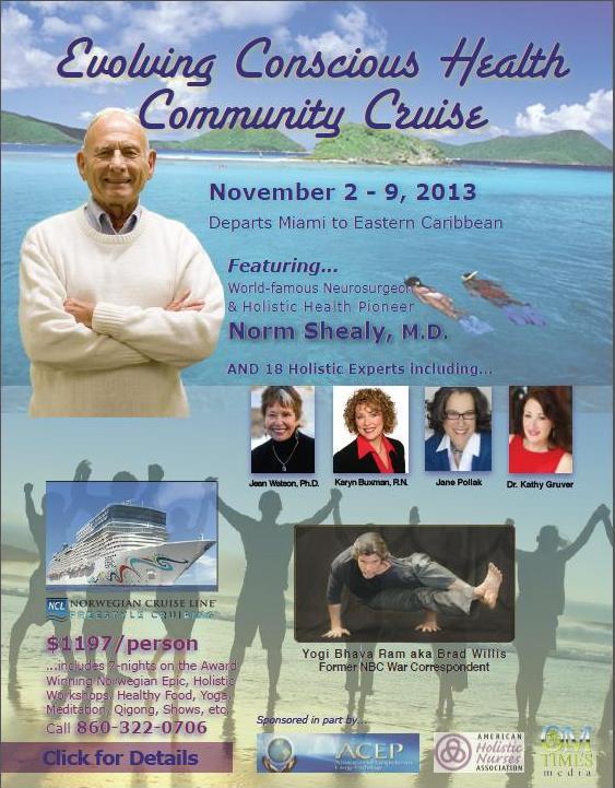 Holistic Health Cruise