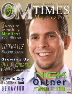 OMTimes March A 2014 Edition with Nick Ortner