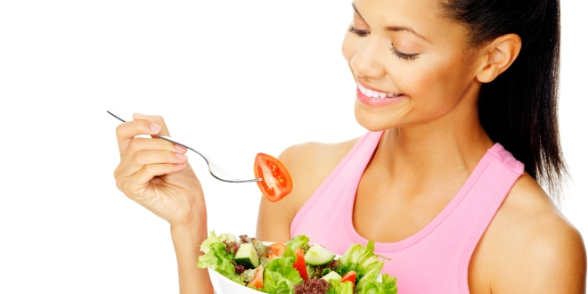 how to eat more slowly