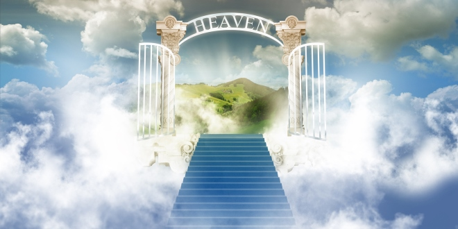 how to walk under an open heaven