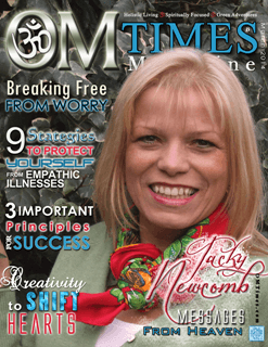 OMTimes March B 2014 Edition with Jacky Newcomb