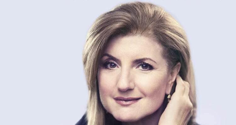 Arianna-Huffington_Thrive_OMTimes
