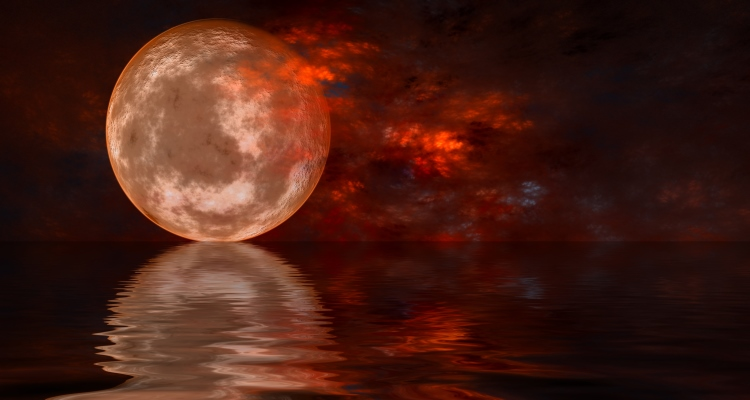 blood moon meaning for aries - photo #9
