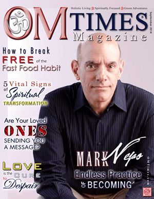 OMTimes September B 2014 Edition with Mark Nepo