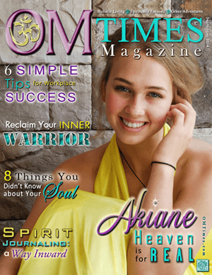 OMTimes September C 2014 Edition with Akiane