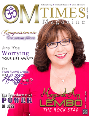 OMTimes October C 2014 Edition with Margaret Ann Lembo