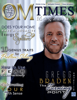 OMTimes November C 2014 Edition with Gregg Braden