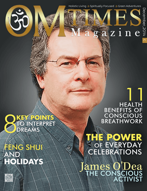 OMTimes December C 2014 Edition with James O'Dea