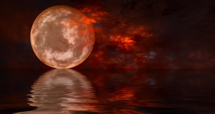 blood moon eclipse twin flames - photo #19