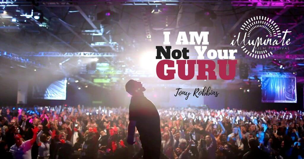 Interview with joe berlinger director of tony robbins i am not your