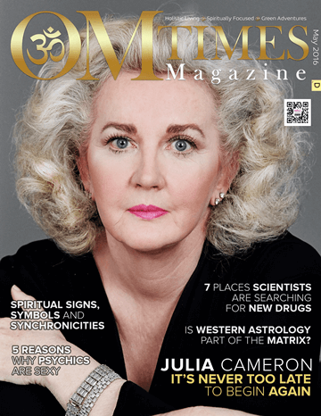 OMTimes Magazine May D 2016 Edition with Julia Cameron