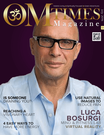 OMTimes Magazine July D 2016 Edition with Luca Bosurgi
