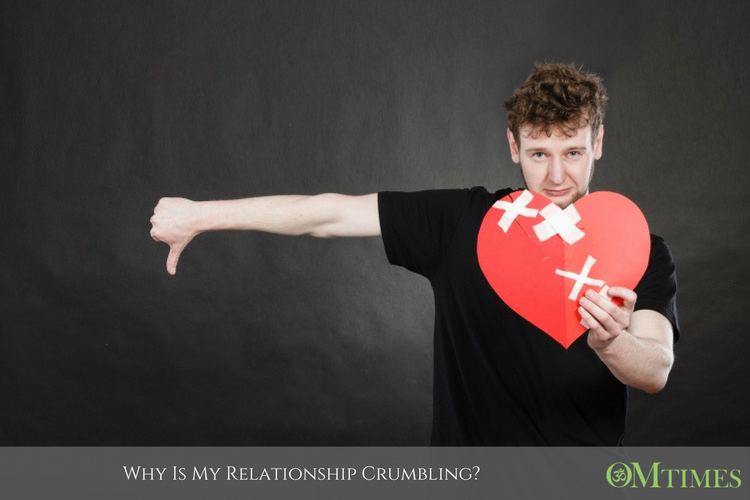 Why Is My Relationship Crumbling?