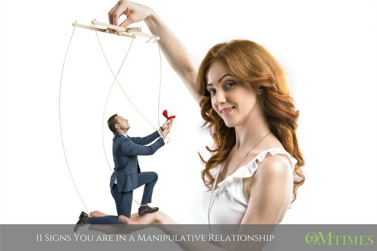 Signs of dating a manipulator