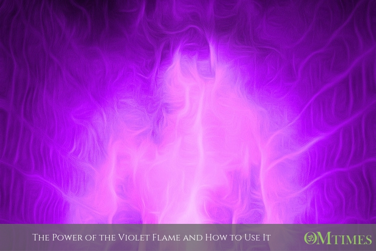 The Power of the Violet Flame and How to Use It - OMTimes