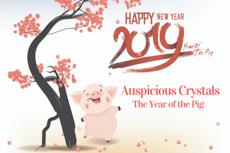 Auspicious Crystals for the Year of the Pig - OMTimes Magazine