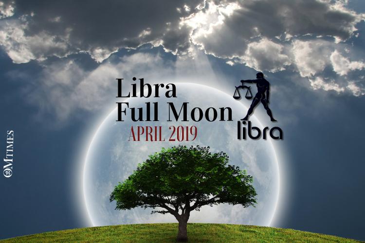 April 2019 Libra Full Moon - OMTimes Magazine