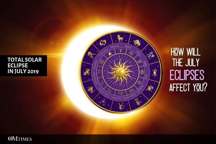 How Will the Solar Eclipse July 2019 Affect you? - OMTimes ...