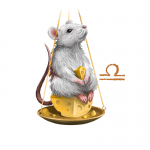 Year of the Rat forecast for Libra